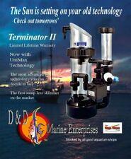 Large AQUARIUM Protein SKIMMER 300G Fish Tank Filter US Power Pump 120V AC