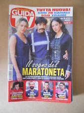 GUIDA TV n°12  2012 [G764] LAURA CHIATTI LUIGI LO CASCIO