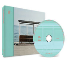 BTS WINGS:YOU NEVER WALK ALONE Album LEFT CD+POSTER+ Photo Book+Photo Car