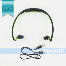 Bluetooth Wireless Headset Stereo Headphone Earphone Hand-free Sport Universal