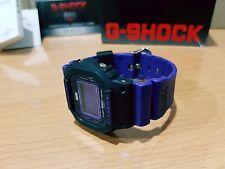 G-Shock Vintage DW-5600 DGK Custom Violet Screen Hip-Hop Collectible Limited.