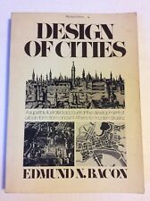 Design Of Cities Illustrated Athens to Modern Brasilia mc