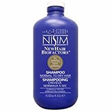 Nisim Shampoo for Dry Hair  No Sulfates 33 oz/1 liter w/FREE SAMPLES