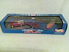 *HOT WHEELS COLLECTIBLES SMOKE 'N WATER SET ( TRUCK AND BOAT SET ) MINT IN BOX
