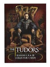 2011 Breygent The Tudors: Seasons I II & III Pro Promo Card Non Sport Update