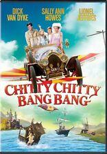 CHITTY CHITTY BANG BANG New Sealed DVD Widescreen Dick Van Dyke