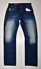 G-STAR RAW jeans - ATTACC DROIT - look vintage JEANS W30 L32 NEUF