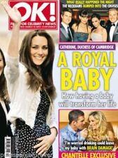 March Celebrity OK Film & TV Magazines