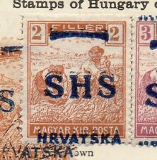 Jugoslavia 1918 Early Issue Fine Mint Hinged 2f. Optd 170858
