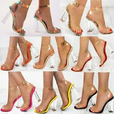 Block Multicolor Sandals for Women