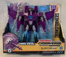 Transformers Cyberverse Decepticon Slipstream Action Figure Hasbro Sealed