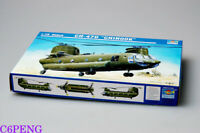 Trumpeter 01622 1/72 CH-47D Chinook Helicopter HOT