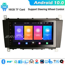 Android 10.0 DAB+ Autorradio TDT Mercedes Benz C/CLK/CLC Class W203 W209 CarPlay