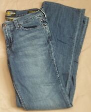 Womens Lucky Brand Jeans Sweet N Low Denim Flare Bootcut Distressed Med Size 6