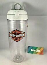 Harley Davidson Tervis Tumbler Water Bottle 24oz