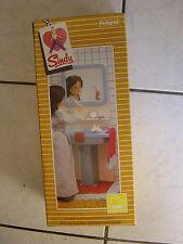 """Sindy  -70 er Jahre -Set """"Wasch basin"""" für alle 29 cm Puppen-von Pedigree"""