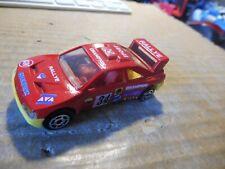 peugeot 405 Turbo 16  - majorette   - long 8 cm