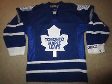 Curtis Joseph Toronto Maple Leafs NHL CCM Hockey Jersey Youth M 10-12 children