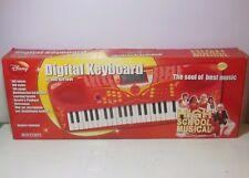 DIGITAL KEYBORD HIGH SCHOOL MUSICAL - BONTEMPI Tastiera Elettronica