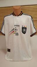Deutschland Trikot 1996 adidas XXL Home DFB Jersey weiß Shirt Camiseta Maillot