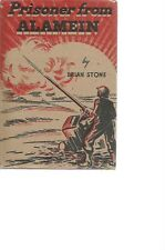 Prisoner from Alamein  Brian Stone