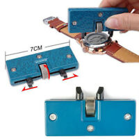 Useful Tool Rectangle Watch Back Case Cover Opener Remover Wrench Repair Kit