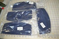 cap garrison lot of 4 new airmen poly/wool USAF USGI made in USA size 7