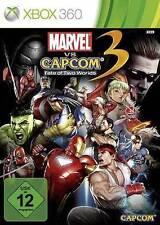 Microsoft XBOX 360 Spiel ***** Marvel vs. Capcom 3 Fate of Two Worlds ***NEU*NEW