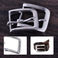 broche Boucle de Ceinture cuir en acier inoxydable Leather Belt Pin Buckle Clip