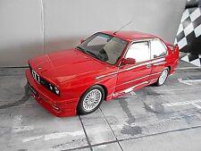 BMW 3 er Reihe M3 E30 Sport red rot 1989 OTTO Resin Highenddetail RAR 1:18