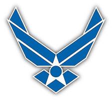 Airforce Emblem Seal USA Car Bumper Sticker Decal 5'' x 4''
