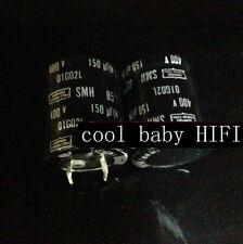 30pcs NCC Nippon Chemi-Con SMH 150mfd 400v 150uf electrolytic Capacitor caps