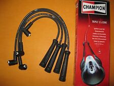LANCIA Y10 1.4i 12v (95-) TRIPLE SILICONE PERFORMANCE IGNITION LEADS