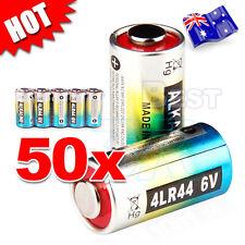 50x 4LR44 6V Battery PX28A 476A L1325 A544 V34PX Citronella Bark Dog Collar