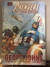AVENGERS, WORLD TRUST, Hard Cover Trade, Marvel