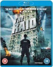 The Raid New Blu-ray Region B (Iko Uwais)