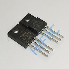 1 par 2SB1548P 2SD2375P (B1548 D2375) transistores TO220F