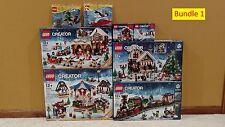 Lego Christmas Bundles 10235 10245 10249 10254 + more