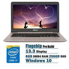 "Asus UX310UA-WB71-RG Zenbook Gold Intel i7-6500U 8GB 256GB SSD 13.3"" FHD Win 10"