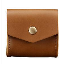 Portable Headset Box Data Ear Cap Line Key  PU Leather Case Earphone Small Bag I