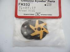 KYOSHO FM332 Frein à Disques  FANTOM 2001