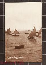 Davidson Bros Collectable Sailing Vessel Postcards
