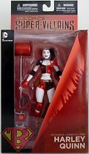 "HARLEY QUINN DC Comics Super Villains The New 52 7"" inch Action Figure 2015"