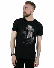 Star Wars Men's The Mandalorian Poster T-Shirt