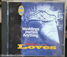 Weddings, Parties, Anything - Difficult Loves (cd 1995)