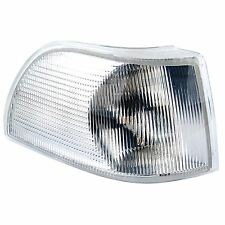 VOLVO S70 1996-2000 FRONT INDICATOR CLEAR DRIVERS SIDE O/S