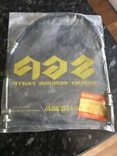 SUZUKI GT500 A and B T500 ALL NOS REAR BRAKE CABLE 58500-15001 new in bag