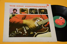 KINKS LP KONTROVERSY GERMANY PRESS NM TOP COLLECTORS !