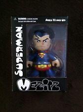 """SUPERMAN - 6""""  Figures Mezco Mez-Itz DC Universe - with cape and window box"""