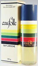 (192,27eur/100ml) GUY LAROCHE EAU FOLLE 130ml EDT EAU DE TOILETTE 93 ° Spray NUOVO